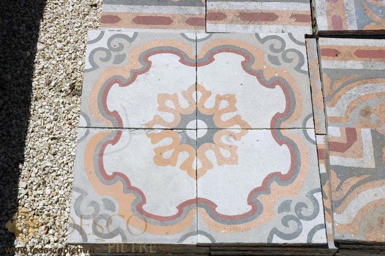 Pavimenti Antichi Tedesco Pietre